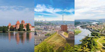 Nuomos vietos Lietuvoje